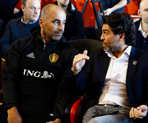 """Top van de KBVB reageert op contractverlenging: """" Vlamingen en Walen, Franstalig, Nederlandstalig en Duitstalig, blank en zwart: Roberto heeft de natie verenigd"""""""