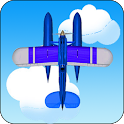 Airplane Simulator Fighting icon