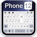 Phone 12 Style Keyboard Background icon