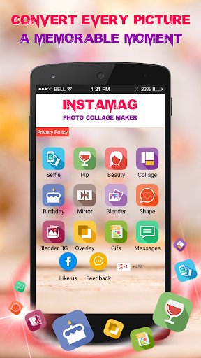 InstaMag - Photo Collage 47.0 screenshots 2