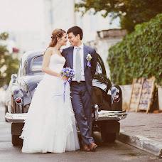 Wedding photographer Mikhail Leschenko (redhuru). Photo of 06.04.2015