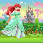 Adventures Ariel Princess Run