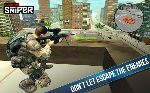American City Sniper Shooter 1.1.5 app download 2