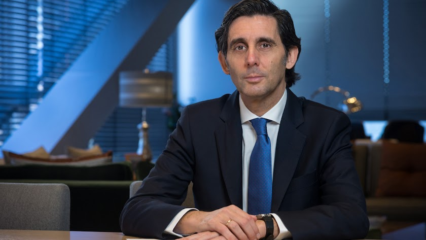 El actual presidente de Telefónica tiene raíces almerienses.