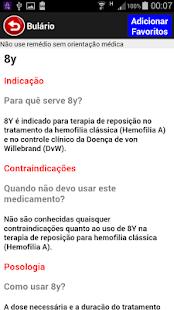 Bulário Bulas Remédios PREMIUM- screenshot thumbnail