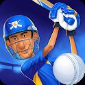 Stick Cricket Super League icon