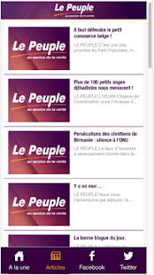 Le Peuple- screenshot thumbnail