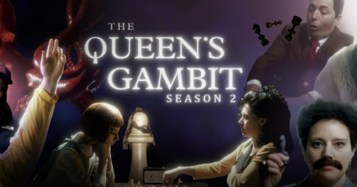 Saturday Night Live Cut Sketch Presents The Queen's Gambit Season 2 Pitches