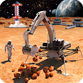 Space Station Construction City Planet Mars Colony APK