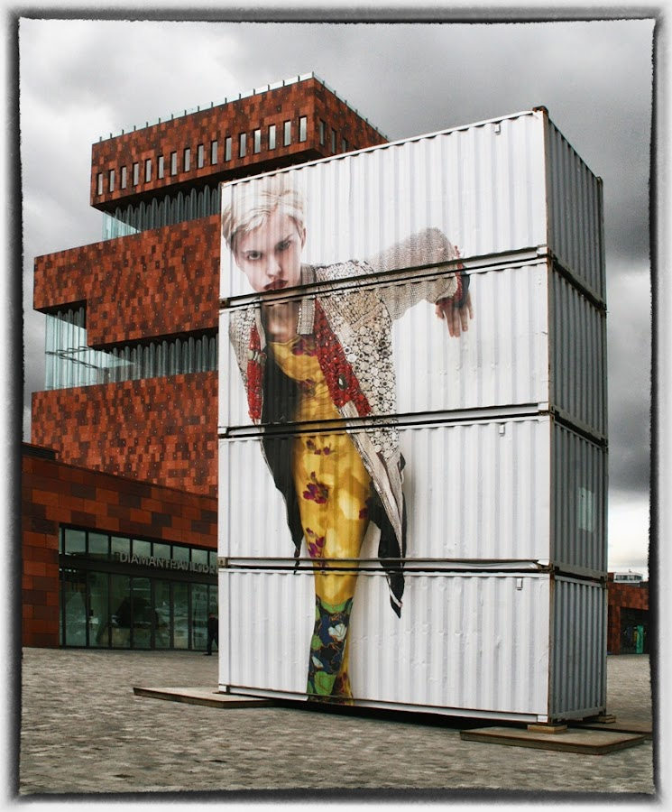 Containerkunst by Jos Meubis - Artistic Objects Industrial Objects (  )