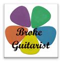 Broke Guitarist - Cheap Gear icon