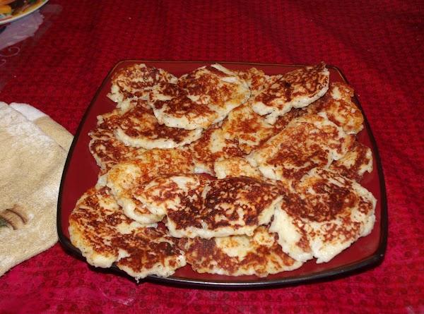 Baby D's Potato Cakes Recipe