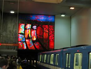 Photo: Berri - UQAM Metro station