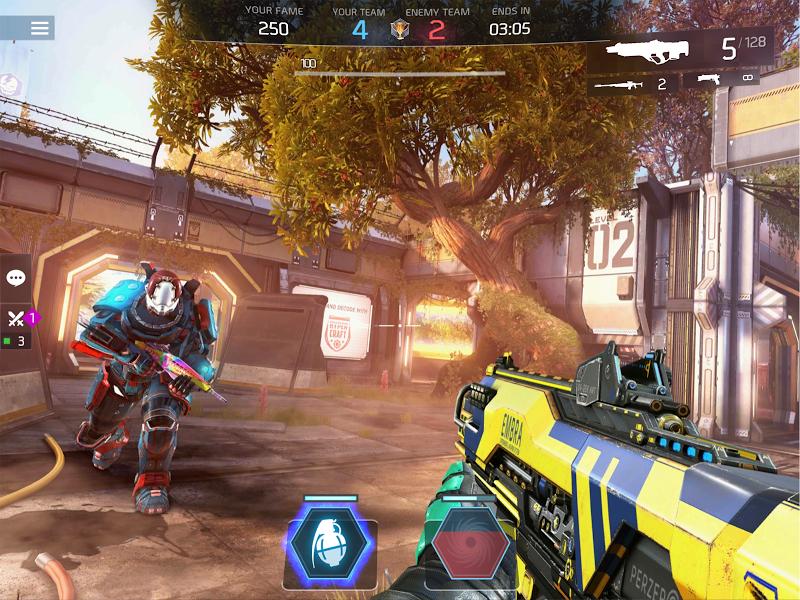 SHADOWGUN LEGENDS: Multiplayer FPS Shooting game Screenshot 15