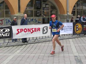 Photo: Sosirea unor alergatori