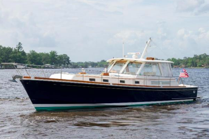 Julee Jackson Grand Banks and Palm Beach Yachts for Sale