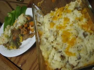 Shepherd's Pie sort of