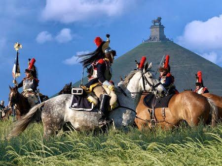 Waterloo, sur les traces de Napoléon