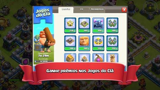 Clash Of Clans v13.0.25 Apk Mod Gemas Infinitas 3