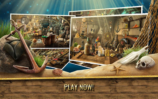 Treasure Island Hidden Object Mystery Game apkpoly screenshots 14