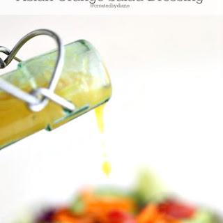 Asian Orange Salad Dressing.