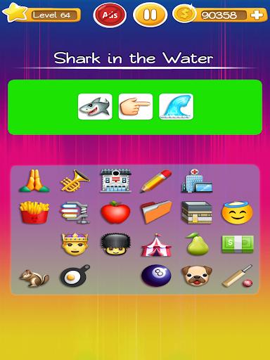 Words to Emojis u2013 Best Emoji Guessing Quiz Game  gameplay | by HackJr.Pw 9