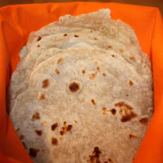 How To Make Flour Tortillas From Scratch.