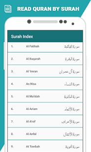 Quran 15 lines (Hafizi Quran) - náhled