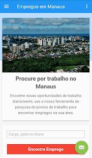 Empregos em Manaus, Brasil - náhled
