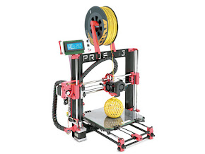 bq Reprap Prusa i3 Hephestos 3D Printer Kit