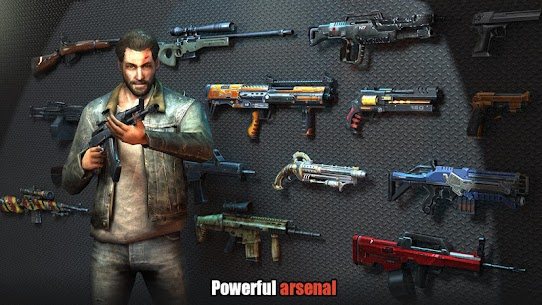 Hopeless Raider – Zombie Shooting Games 5