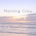 Beautiful Wallpaper Morning Glow Theme icon
