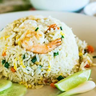 Chicken Shrimp Fried Rice Recipes.