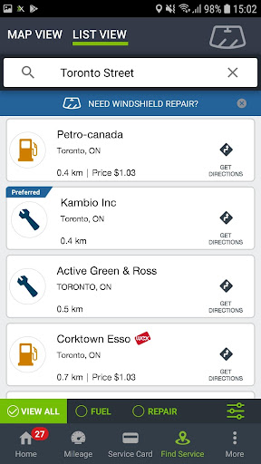 Xcelerate for Drivers screenshots 6