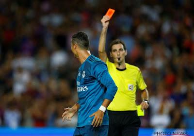 Cristiano Ronaldo manquera bel et bien cinq matchs!