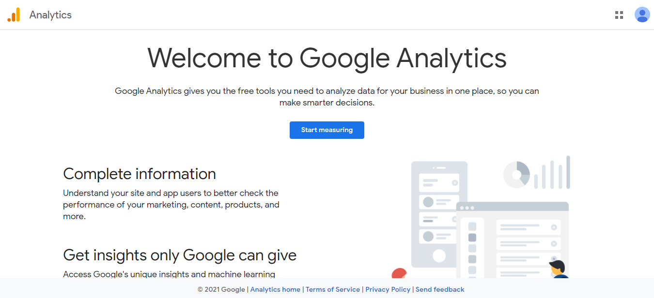 #1. Google Analytics