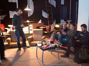 Photo: Oyentes participativos.