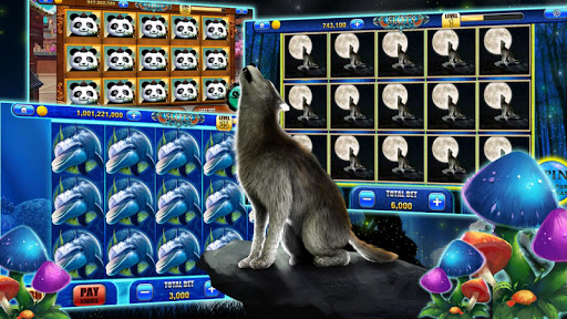 Wolf Slotsu2122 Free Slot Machines 1.1.6 screenshots {n} 2