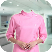 Nurse Suit Photo Maker