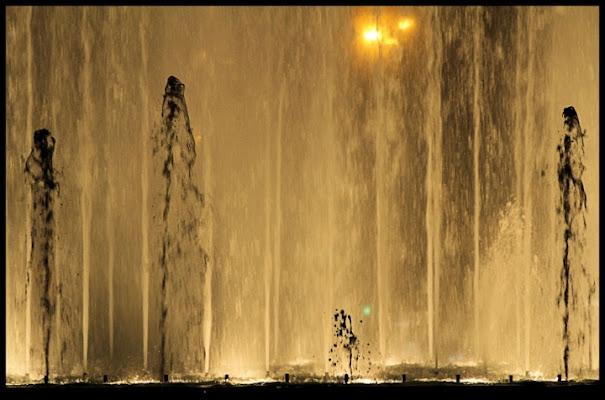 Muro d'acqua di kaira
