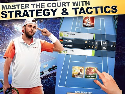 TOP SEED Tennis Mod Apk 2.53.2 (Unlimited Cash/Gold) 7