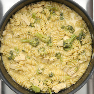 Broccoli Cheddar Chicken Recipes