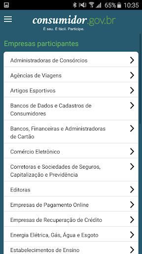 Foto do Consumidor.gov.br 1.2