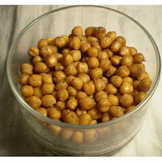 Roasted Chickpeas With A Creole Spice Mix