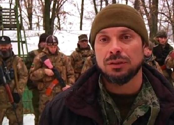 Батальйон «Смерть»: заступник командира-псевдо «Стінгер»