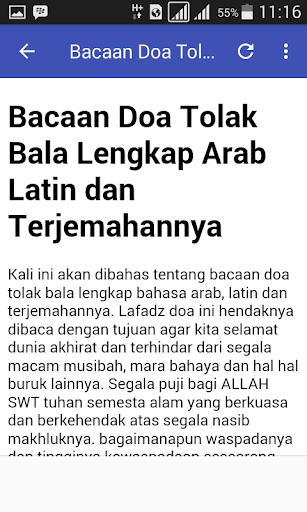 Download Doa Tolak Bala Google Play Softwares Aootwmseqnat