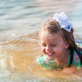 Unplanned Day at the Beach ... by Kellie Jones - Babies & Children Children Candids