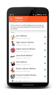 Total Fitness PRO Screenshot