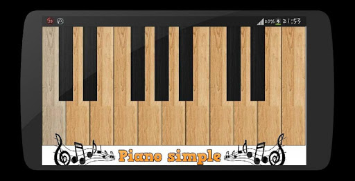 piano simple