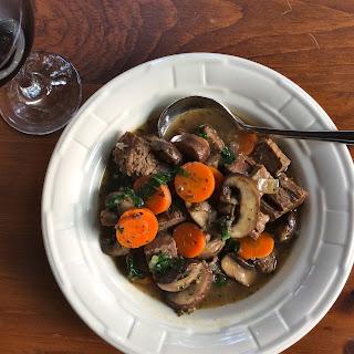 Lite Italian Beef Stew Recipe